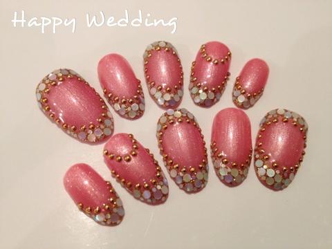 Wedding Nailチップ★