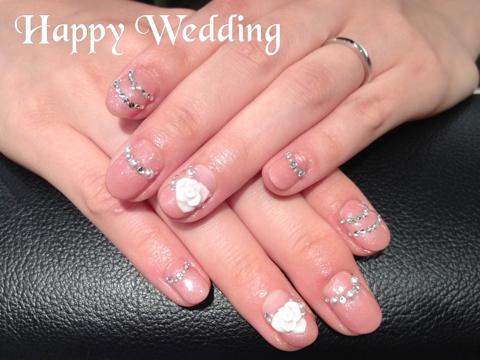 Wedding Nail ★