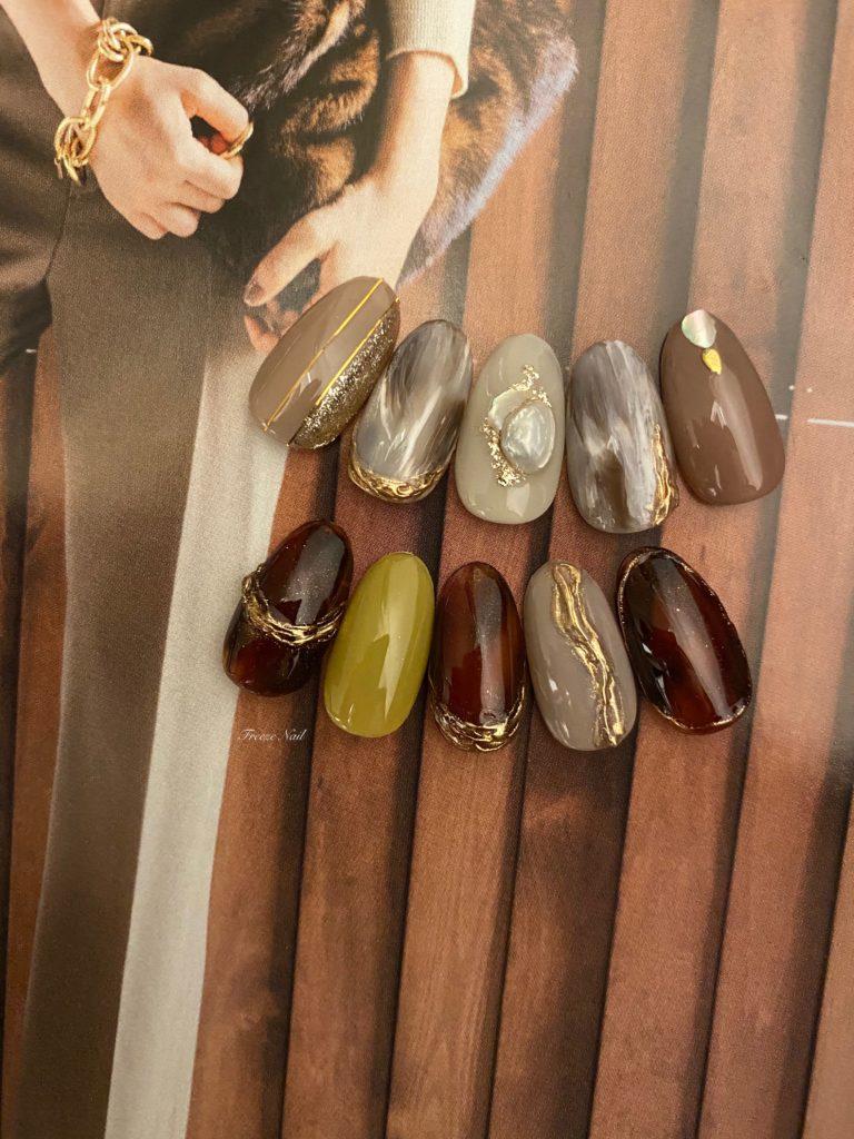 accessory nail